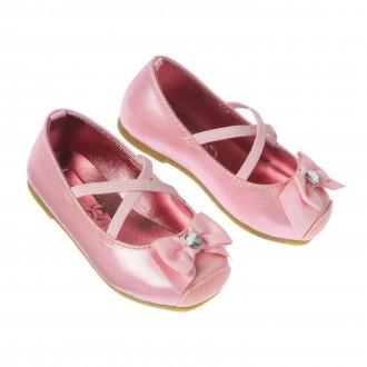 Нарядные туфельки для девочки от Crazy8 (США) 15см стелька. Луцк. фото 1