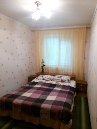 Комфортная квартира на 6спальных мест. Укомплектована розкладной мебелью быт. те. Кривий Ріг, Дніпропетровська область. фото 4