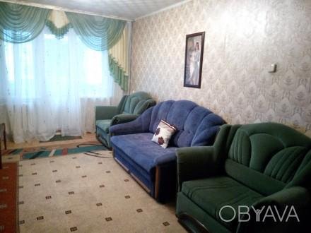Комфортная квартира на 6спальных мест. Укомплектована розкладной мебелью быт. те. Кривий Ріг, Дніпропетровська область. фото 1