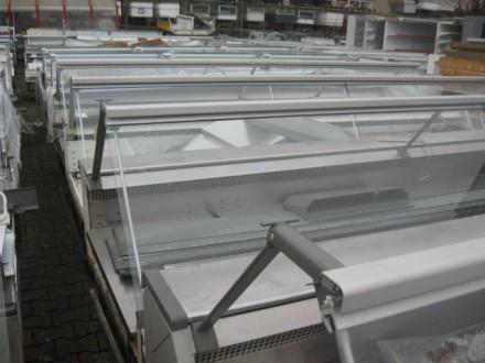 Витрины холодильные  б/у для магазинов. Каменское. фото 1