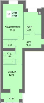 Новая квартира с документами в заселенном доме от застройщика - металическая вх. Святошино, Київ, Київська область. фото 9