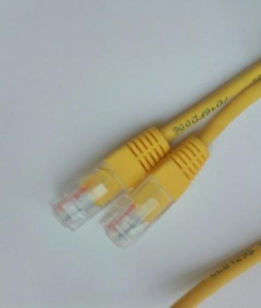 Сетевой кабель UTP Cat. 5. Запорожье. фото 1