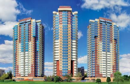 Продам 2-комн. квартиру в ЖК Монте Плаза, на 19 этаже в 200 метрах от леса и в 5. Центр, Харків, Харківська область. фото 11