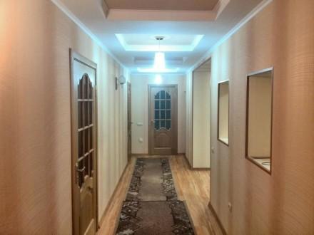 Большая квартира 140 кв.м., ХБК. Большая уютная квартира с очень хорошим ремонто. ХБК, Херсон, Херсонская область. фото 4