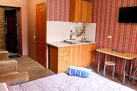 Эксклюзивный вариант. Посуточно. 1-2 комнатные квартиры в тихом, зелёном уголке . Центр, Краматорськ, Донецька область. фото 5
