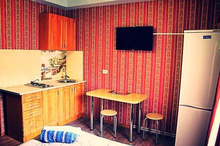 Эксклюзивный вариант. Посуточно. 1-2 комнатные квартиры в тихом, зелёном уголке . Центр, Краматорськ, Донецька область. фото 6