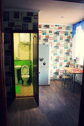 Эксклюзивный вариант. Посуточно. 1-2 комнатные квартиры в тихом, зелёном уголке . Центр, Краматорськ, Донецька область. фото 4