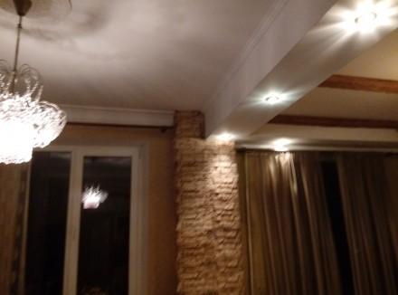 3—х кiмнатна сталинка в парковiй зонi,ремонт,тепла та затишна чекае свого господ. Кривий Ріг, Дніпропетровська область. фото 2