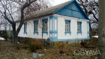 Продам дом в с.Карвиновка (40 км от Житомира).72 м.кв.,газ,све,вода,ремонт.1.5 г. Карвинівка, Житомирська область. фото 1