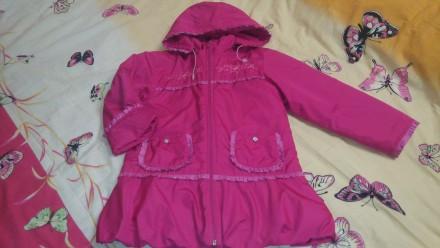 Куртка для дівчинки. Ивано-Франковск. фото 1