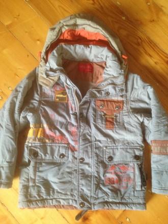 Куртка демисезонная для дома на мальчика 116 см.. Київ. фото 1