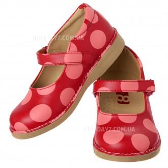Туфельки для девочки от Crazy8 (США) 14,5см стелька. Луцьк. фото 1