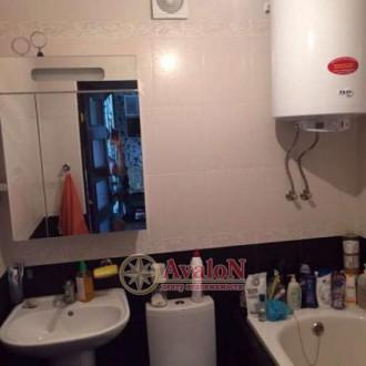 Уютная 2х комнатная квартира. Встроенная кухня+бытовая техника, бойлер, брониров. Малиновський, Одеса, Одеська область. фото 8
