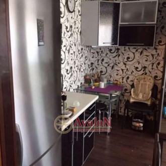Уютная 2х комнатная квартира. Встроенная кухня+бытовая техника, бойлер, брониров. Малиновський, Одеса, Одеська область. фото 6