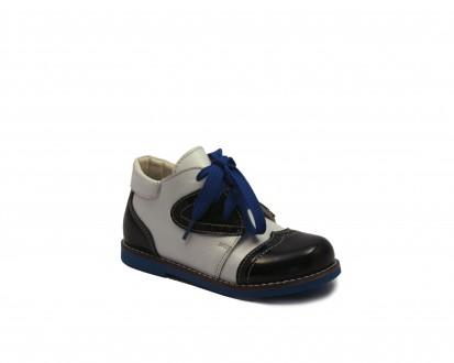 Акция!!! Туфли ортопедические на шнурках - натуральная кожа. Одесса. фото 1