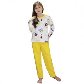 Пижама подростковая с начесом для девочки и мальчика. Нововолынск. фото 1