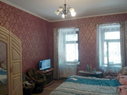 Продается квартира общей площадью 95 кв.м, двусторонняя, 4 раздельные комнаты 12. Приморський, Одеса, Одеська область. фото 3