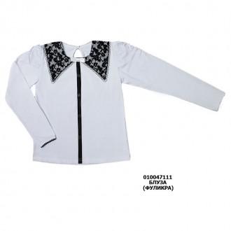 Блуза девочковая. Нововолынск. фото 1