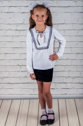 Блузка в школу. Нововолынск. фото 1