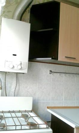Отличное состояние.Кухня после ремонта.Вся необходимая,современная мебель и техн. Донецк, Донецкая область. фото 10