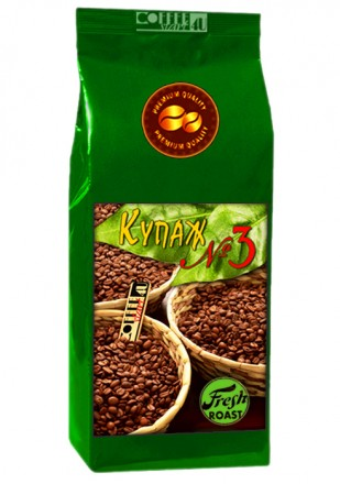 Coffee «КУПАЖ №3». Киев. фото 1