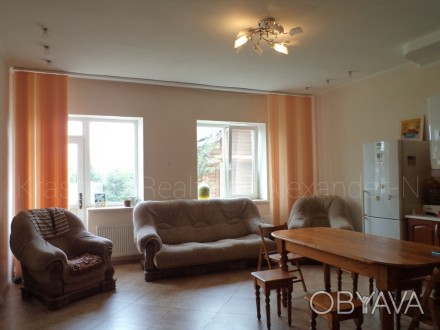 Червоный Хутор (Черноморка-2), продам отличный дом 2007 года постройки, 2 этажа,. Київський, Одеса, Одеська область. фото 1