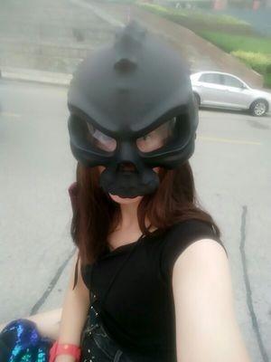Шлем череп, скелет, скелетон, каска скелет. Харьков. фото 1