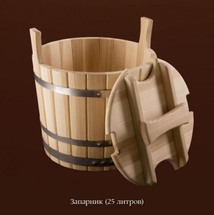 Как видно из названия, это бондарное изделие используется для запаривания банног. Киев, Киевская область. фото 2