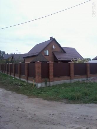 Продается  новый  трехэтажный  дом  350/210/40 м2  в  центре  нового  элитного  . Бориспіль, Бориспіль, Київська область. фото 12