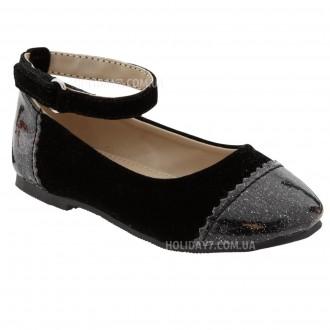 Нарядные туфельки для девочки от OLD NAVY (США) 16 см стелька. Луцк. фото 1
