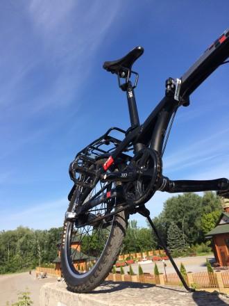 Складной велосипед Comanche. Днепр. фото 1