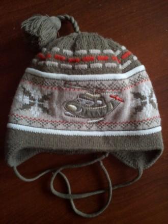 шапка зимняя. Полтава. фото 1