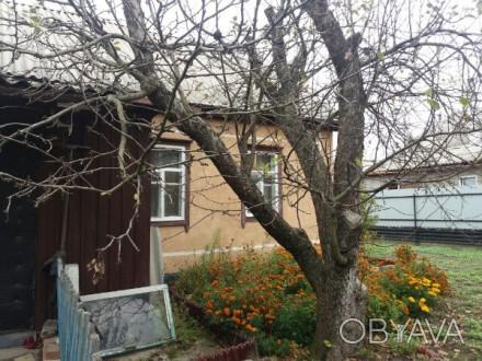 Продам дом на два входа (Химмаш),общ.пл. 60 кв м, 4 комнаты, коридор,кухня,веран. Коростень, Житомирська область. фото 1
