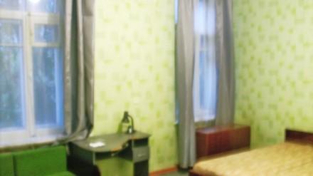Сдам гостинку в блоке на 3 комнаты ( кухня, душ, туалет на 3 семьи), соседи поря. Комінтернівський, Харків, Харківська область. фото 3