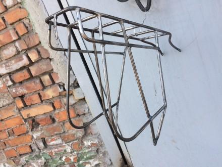 Велобагажник. Багажник на велосипед.. Днепр. фото 1