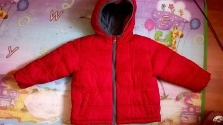Деми куртка Healthtex с Волмарта 24 м. Одесса. фото 1