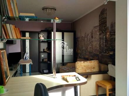Комнат: 4 Этаж/этажность: 8/9 Материал постройки: кирпич Площадь: 72 м2 Кухн. Шерстянка, Чернігів, Чернігівська область. фото 8