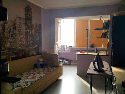 Комнат: 4 Этаж/этажность: 8/9 Материал постройки: кирпич Площадь: 72 м2 Кухн. Шерстянка, Чернігів, Чернігівська область. фото 7
