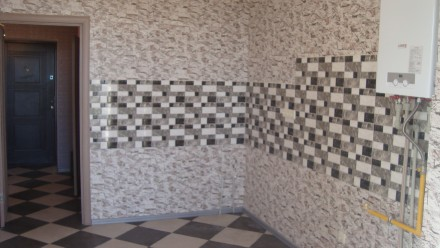 Новая квартира с ремонтом от застройщика Дома введены в эксплуатацию и заселены. Святошино, Киев, Киевская область. фото 3