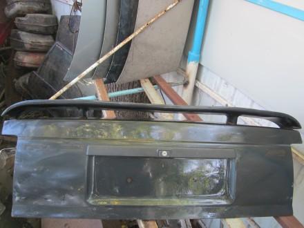 Крышка багажника Опель-омега А,со спойлером. Суми. фото 1
