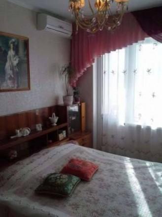 Хорошая 3-х комнатная  квартира на Северном по проспекту Кутузова. Общая площадь. Северный, Херсон, Херсонская область. фото 3