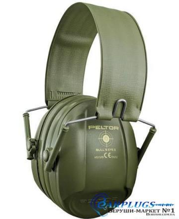 ᐈ наушники стрелковые 3m Peltor Bulls Eye I Green H515fb 516 Gn