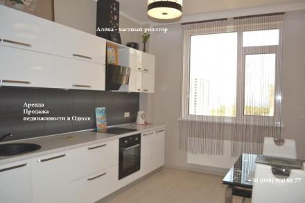 ID 3: Предлагаю к продаже 1-но комнатную квартиру в новом ЖК « Шестая Жемчужина». Аркадія, Одеса, Одеська область. фото 2