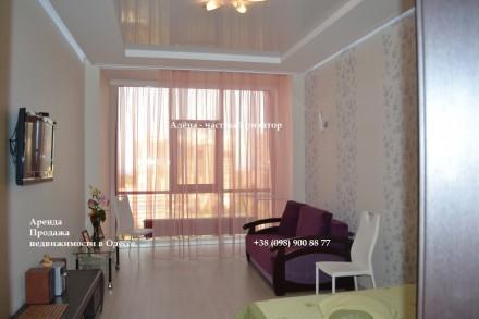 ID 3: Предлагаю к продаже 1-но комнатную квартиру в новом ЖК « Шестая Жемчужина». Аркадія, Одеса, Одеська область. фото 4