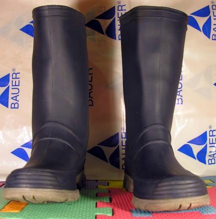 Сапоги резиновые синие 27 размера. Одесса. фото 1