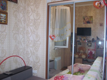 1/3эт, 41кв.м, комнаты разд, т/ванна, 2х конт.котел, все с окнами. Красивый шир. Приморський, Одеса, Одеська область. фото 6