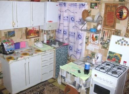 1/3эт, 41кв.м, комнаты разд, т/ванна, 2х конт.котел, все с окнами. Красивый шир. Приморський, Одеса, Одеська область. фото 2