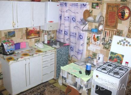 1/3эт, 41кв.м, комнаты разд, т/ванна, 2х конт.котел, все с окнами. Красивый шир. Приморський, Одеса, Одеська область. фото 1