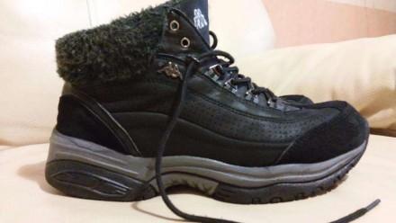 Ботинки Kappa кожа. Измаил. фото 1