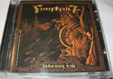 CD Finntroll коллекционный, Iron Maiden, Manowar. Рубежное. фото 1